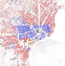 New York Crime Map by Detroit Michigan Map Usa Michigan Map Where Is Detroit Mi Where
