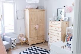 chambre bebe en bois la chambre bébé d emilie bébé grossesse et décoration