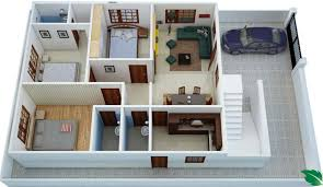 1050 sq ft 2 bhk 2t villa for sale in pride india extension