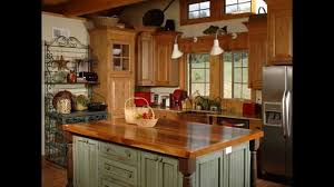 kitchen island countertop decorating ideas youtube