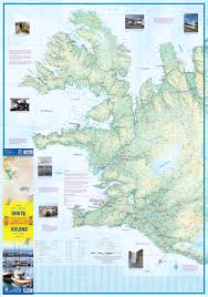 Iceland Map World Maps For Travel City Maps Road Maps Guides Globes Topographic