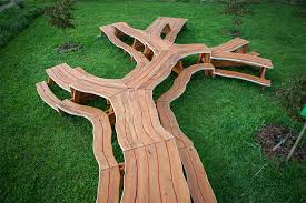 unique wooden tables by michael beitz home design garden