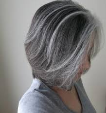 salt and pepper hair with brown lowlights reverse highlights for gray hair bing images hairstyles