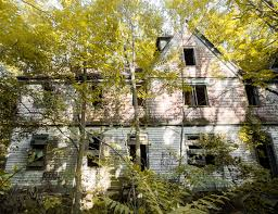 Wyndclyffe Mansion Reading Between The Lines Of The Profanity House Abandonednyc