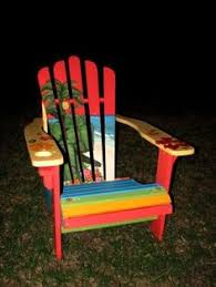 Painted Chairs Images Image Detail For Detail Key West Hand Painted Parrot On
