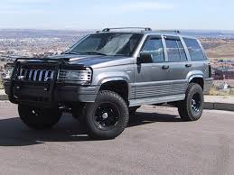 1998 jeep laredo robzila 1998 jeep grand cherokee5 9 limited sport utility 4d specs