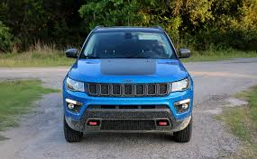 jeep compass trailhawk 2017 colors a week on and off the road with the 2017 jeep compass trailhawk
