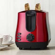 Red 2 Slice Toaster Elementi Red 2 Slice Toaster In Elementi At Lakeland