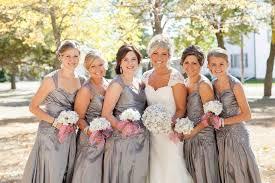 silver bridesmaid dresses silver bridesmaid dresses