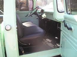 Classic Ford Truck Database - rebuilt vintage ford truck f250 meadowmist green 272 v8