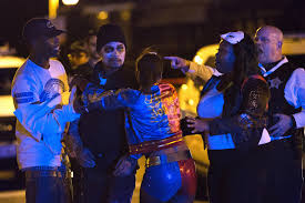 Halloween Celebrations In Usa Weekend Marks Deadliest Of Year With 17 Fatally Shot Chicago Tribune