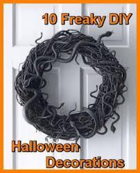 Halloween Alien Decorations by Ten Epic Diy Halloween Decorations Sure To Make Guests Freak