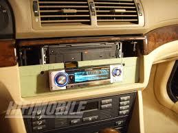 bmw espectacular instalacion de audiocar taringa