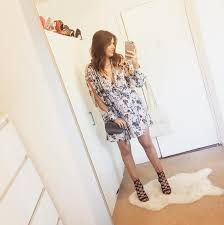 summer style my favourite floral dresses gina kiely