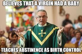 Birth Memes - virgin birth imgflip