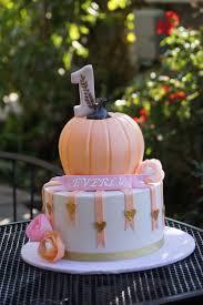 Birthday Cakes Halloween by Cute Tiered Birthday Cake With Pumpkin Top U2026 Pinteres U2026
