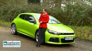vauxhall scirocco volkswagen scirocco r coupe review carbuyer youtube