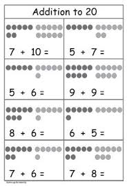 3 digit addition worksheets mathematics pinterest addition