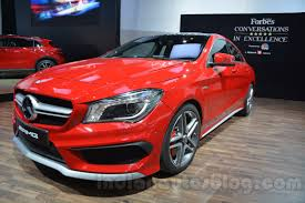 mercedes amg price in india mercedes 45 amg to launch in india on july 22