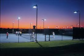tennis courts with lights near me century tennis