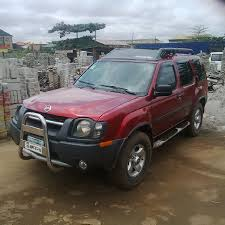 2004 nissan xterra lifted registered nissan xterra 2004 n880 000 00 autos nigeria