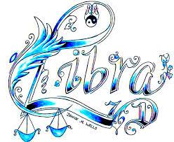 attractive libra zodiac sign tattoo design by allie dran