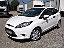 used ford fiesta van mk7 1 4 tdci societe a c bluetooth other year