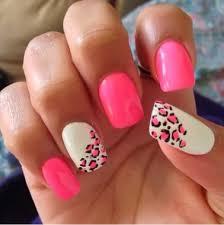 pink cheetah print nail designs how you can do it at home