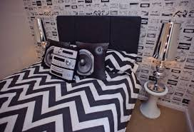 our show home at cae nant cwmbran teen u0027s music themed bedroom