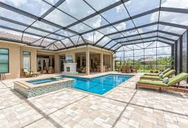 Pool Screen Privacy Curtains Florida Pool Enclosures Screen Rooms Sun Rooms Enclosures