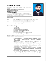 it professional resume example example of resume format resume format and resume maker example of resume format sample resume format for fresh graduates one page format 3 89 glamorous