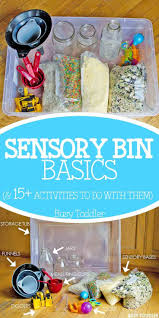 the 209 best images about sensory bins on pinterest activities