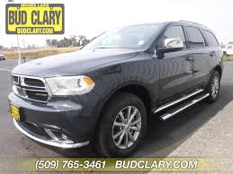Dodge Durango Sxt - durango for sale at bud clary moses lake chrysler dodge jeep ram
