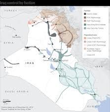 Iraq On World Map How Saddam U0027s Fighters Help Islamic State Rule