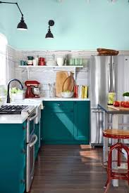 teal kitchen ideas teal kitchen cabinets teal green painted kitchen cabinets teal blue