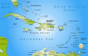 where is and tobago located on the world map and tobago location map
