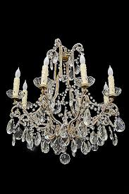 Antique Crystal Chandelier Antique Chandeliers Antique Lighting Alhambra Antiques