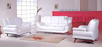 Modern Sofa And Loveseat Modern Line Furniture Custom Made Leather Sofa Loveseat Chair Set
