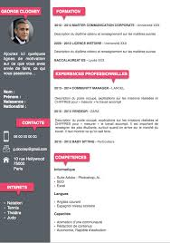 cv design gratuit a telecharger télécharger modele cv word etudiant lll pinterest resume cv
