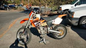 ktm 525 xc motorcycles for sale