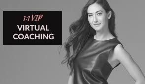 signature vip personal online coaching rosie