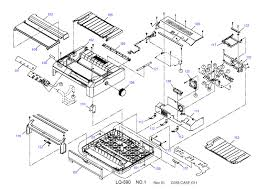 epson lq 590 parts catalogue