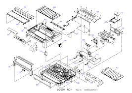 epson lq 590 parts catalogue