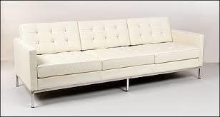 florence knoll canapé florence knoll sofa modernclassics com