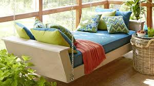 Swinging Bed Frame Outdoor Swinging Beds Outdoor Hanging Bed Mattress Outdoor
