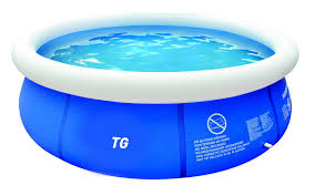 instant garden pool u2013 8ft swimming pool by paramount zone ltd