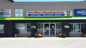 Peter Milec s Decorating Centre Home
