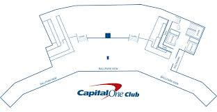 one club events at globe life park capital one club texas rangers