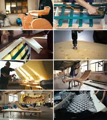 Furniture Design Programs See How Upholstered Furniture Comes Together Bed Sofa Chaise