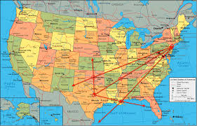 map of usa showing southern states map of the southern us states blank us map southern states